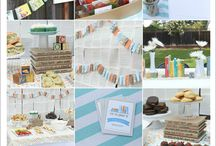Story's Storybook Shower