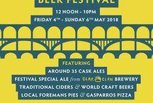 Wood friendly Beer Festivals
