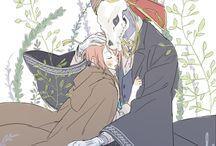 Ancient magus bride Fairy tail