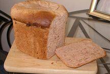 Bread Machine Recipes / by Lana McHolland
