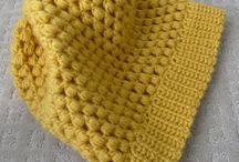 crochet :: headwear