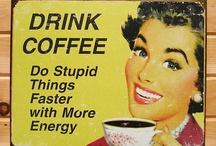 Coffee ads