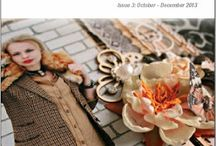 Scrapbooking - Digital Magazines / by Heather Verran