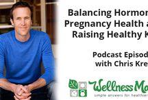 PREGNANCY, NURSING, FERTILITY