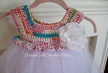 Crochet: Dresses: TuTu & Tops / by Penny Lewis