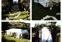 Vintage Chic  / Stacie and Charles Wedding August 2013