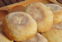 kenyerek, kelt tészták