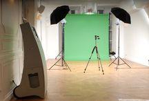 """Studios Photomontage / Tous nos studios Photomontage, du classique aux """"sur-mesure"""". Plus sur notre site : www.peoplebox.fr"""