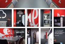 Branding - Office, Space Branding