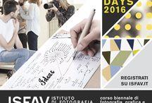 OPEN DAY / Corso Biennale di Fotografia, Grafica e Comunicazione Visiva