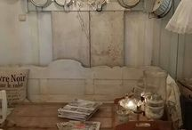 Shabby chic / inspiration