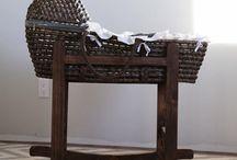 PROJECT_Moses basket stand