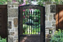 Entryways/Fences