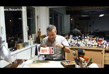 Vidéos : Arts Graphiques / Ici les vidéos de Fred de BeauxArts.fr sur le thème des arts graphiques