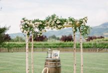 Winery Weddings / Raise a glass to your brand new nuptials and celebrate your marriage in an authentic winery.