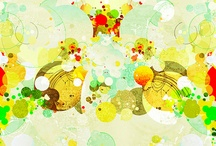 s p r i n g . p a r a d i s e / Paradise Spring . Circles Abstract collection Hartford 2012