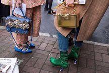 Girls' with Hibourama bags / editorial and influencer wearing HIBOURAMA BAGS
