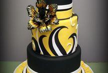 modern cakes / torte moderne / by Raffaella Damiano