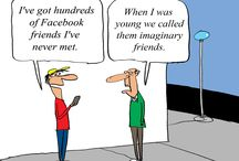 Humour / What make me laugh