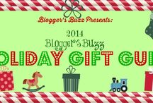 2014 Blogger's Buzz Holiday Gift Guide / A collective Gift Guide