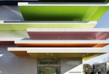 Architecture / by Sidonie Carpenter