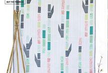 Pandalicious fabrics / Fabric collection by Katarina Roccella for Art Gallery Fabrics