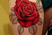 Rose Tattoo preferiti