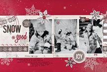 scrapbook: Christmas