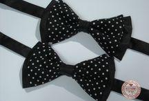 Bow Tie & Cufflinks - by Accessories for Stars / http://accessoriesforstars.blogspot.ro/p/brose.html