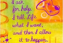 Louise Hay quotes / by Betty Devitt