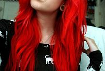 Colorful hair :))