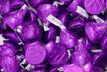 Purple stuff  / by Sherry Dibble