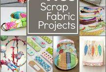 Scrap fabric items