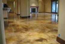 Flooring / Crete floor