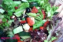 Just salads