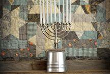 Shalom! / Hanukkah Quilts, Crafts, & Inspiration