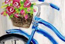 oil paint ideas