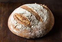 baking bread / starting a homemade sourdough bread venture / by Danielle Girard