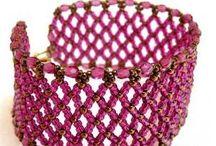 Netting stitch