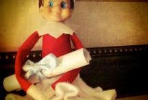 Christmas - Glitter & Happy Elf!
