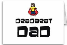 dead beat dad