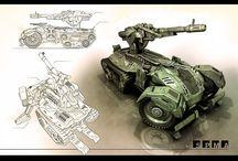 Artillery / missiles