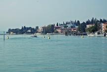 Lago di Garda / Největší italské jezero v severní části nedaleko města Verona