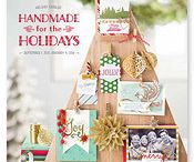 2015 Holiday catalog / Come and see all the NEW holiday products. This catalog starts September 1st - January 4th, 2016