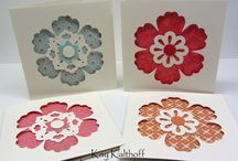 Stampin up blossom punch