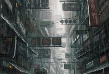 Urban and Cyberpunk
