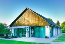 StoDom(a).Dom stodoła w Wadowicach. / Dom inspirowany Małopolską Stodołą.