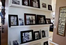 Photo Walls / by Annie Parker-Catalano