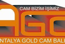 Ev için fikirler / Antalya Gold Cam Balkon