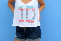 one direction tops;